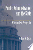 Public Administration and the State