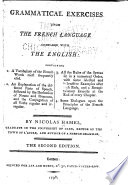 Upon the French language compared with the English...