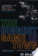 The Biggest Game In Town Book PDF