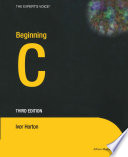 """Beginning C"" by Ivor Horton"