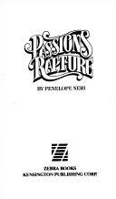 Passion's rapture