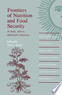 Frontiers Of Nutrition And Food Security In Asia Africa And Latin America