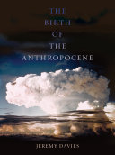 Pdf The Birth of the Anthropocene Telecharger