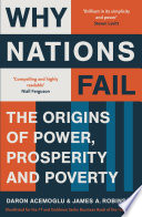 Why Nations Fail Book PDF