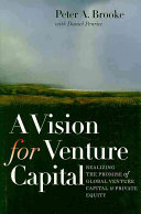 A Vision for Venture Capital