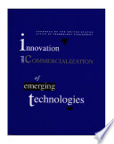 Innovation and commercialization of emerging technologies.
