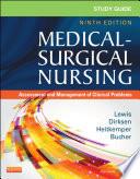 Study Guide for Medical Surgical Nursing