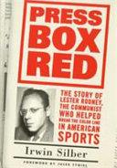 Press Box Red