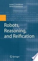 Robots Reasoning And Reification Book PDF