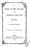 The curse of the village  and The happiness of being rich  2 tales  Transl
