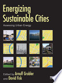 Energizing Sustainable Cities Book