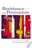 Resistance and Persuasion Book PDF