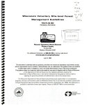 Wisconsin Voluntary Site level Forest Management Guidelines Book