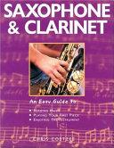 Saxophone   Clarinet