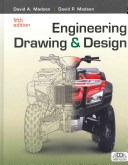 Engineering Drawing and Design (Book Only)