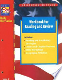 We the People Build Our Nation Workbook for Reading and Review