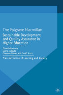 Sustainable Development and Quality Assurance in Higher Education [Pdf/ePub] eBook