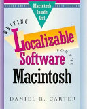 Writing Localizable Software for the Macintosh