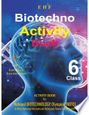 Olympiad Ehf Biotechnology Activity Book Class 6