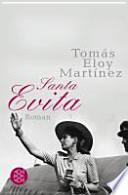 Santa Evita  : Roman