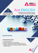 Ace English Language eBook for Bank and Insurance Exam Book