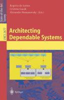 Architecting Dependable Systems