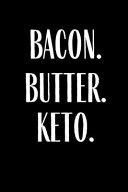 Bacon Butter Keto Book