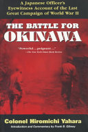 Pdf The Battle for Okinawa