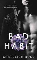 Bad Habit banner backdrop