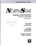 Northstar Reading and Writing, Basic Writing Activity Book
