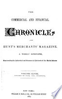 The Commercial & Financial Chronicle ...