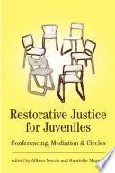 Restorative Justice For Juveniles