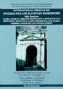 International Seminar On Nuclear War And Planetary Emergencies 18th Session
