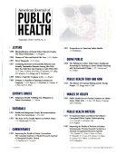 American Journal of Public Health: JPH