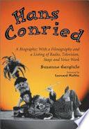Hans Conried Book