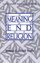 The Meaning and End of Religion Book PDF