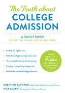 The Truth about College Admission Pdf/ePub eBook