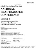 Proceedings of the     National Heat Transfer Conference Book