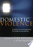 Ebook Domestic Violence A Multi Professional Approach For Health Professionals