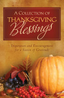 A Collection of Thanksgiving Blessings