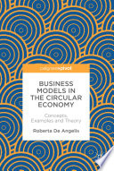 Business Models in the Circular Economy