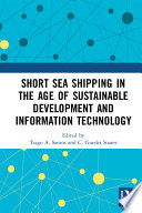 Short Sea Shipping in the Age of Sustainable Development and Information Technology Book