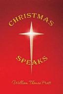 Christmas Speaks