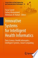 Innovative Systems for Intelligent Health Informatics