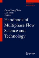Handbook of Multiphase Flow Science and Technology Book