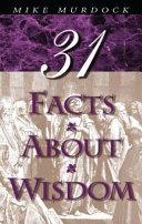 31 Facts About Wisdom Pdf/ePub eBook