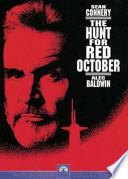 The Hunt for Red October VHS.