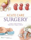 Acute Care Surgery [Pdf/ePub] eBook