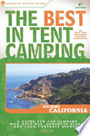 The Best in Tent Camping  Southern California Book