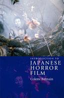 Introduction to Japanese Horror Film Pdf/ePub eBook